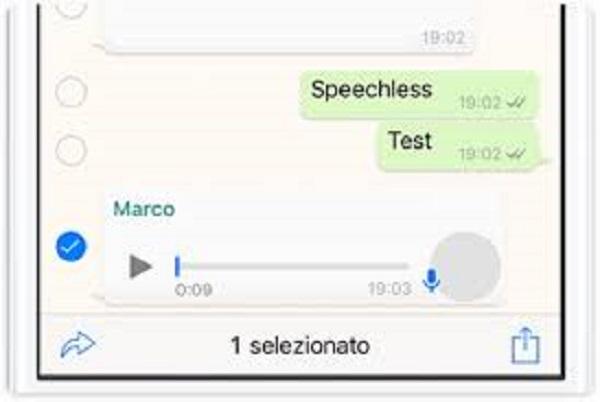 speechless whatsapp