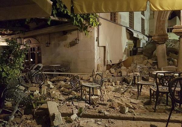 terremoto grecia kos tsunami