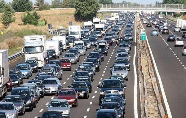 traffico autostrade 2017