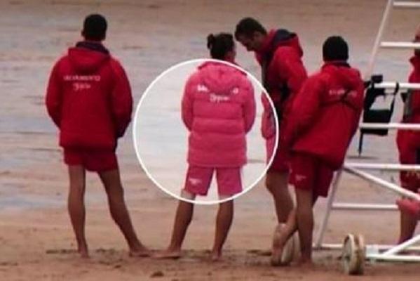 Bagnine sexy in Spagna a Gijon: obbligatori i pantaloncini