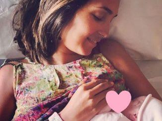 Caterina Balivo mamma felice: è nata la secondogenita Cora