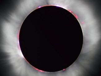 Eclissi di sole negli Stati Uniti