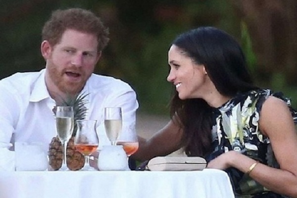 Matrimonio a Buckingam Palace, il principe Harry sposa l'attrice Meghan Markle