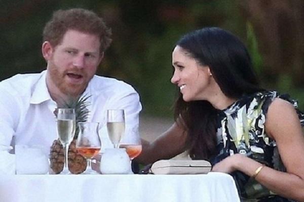 Matrimonio a Buckingam Palace, il principe Harry sposa l'attrice Meghan Markle
