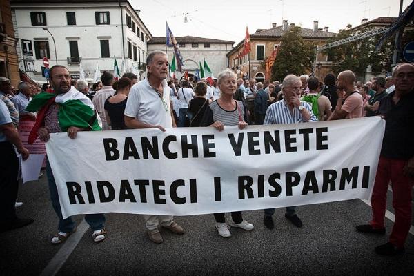 crac Banche Venete Bankitalia