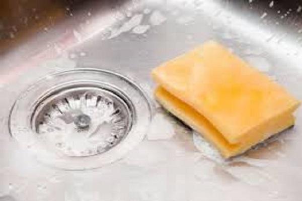 Mappato Dna spugne da cucina: peggio delle feci