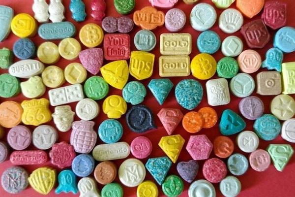 ecstasy contro lo stress