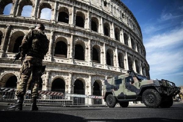 sicurezza Isis Italia