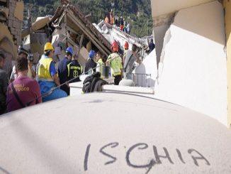 Terremoto Ischia Protezione Civile