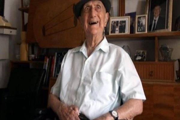 uomo-più-vecchio-del-mondo-Yisrael-Kristal-morto