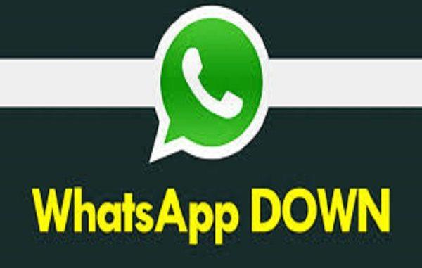 WhatsApp down in tutto il mondo: migliaia di utenti sconnessi