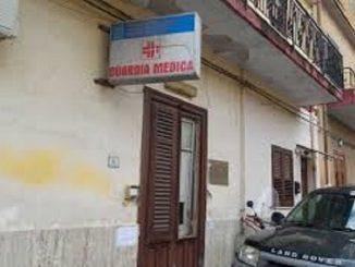 stupro guardia medica Catania