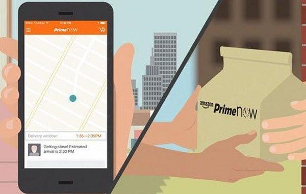 Amazon Prime Now: spedizioni più care per spese sotto i 50 euro