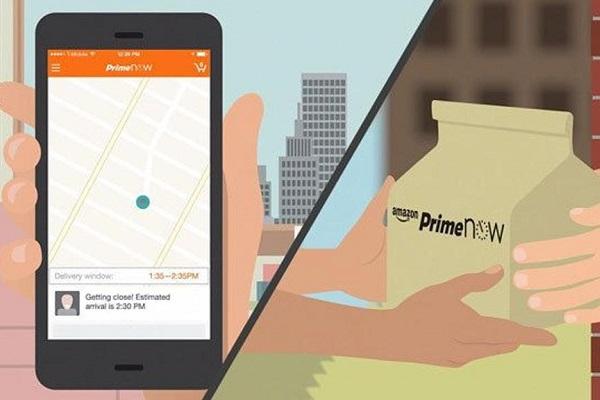 Amazon Prime Now, costi e funzionamento servizio spesa online