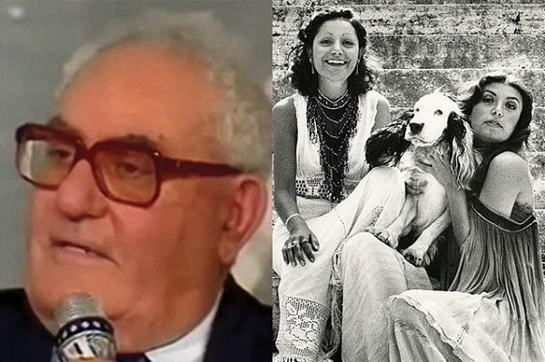 Morto Giuseppe Bertè, padre di Loredana e Mia Martini