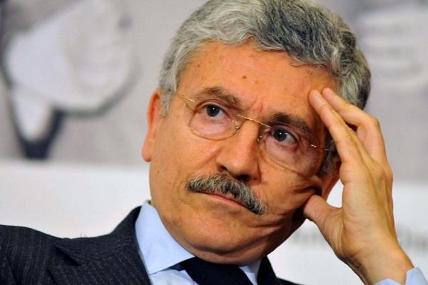 Massimo Dalema attacca il premier Gentiloni: è ufficialmente un bugiardo