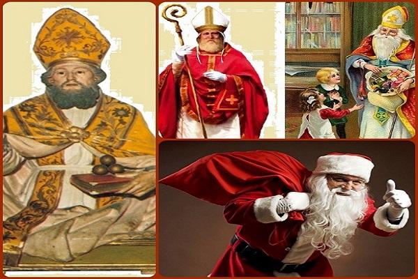 San Nicola Santa Claus Babbo Natale San Niccolò Bari Turchia