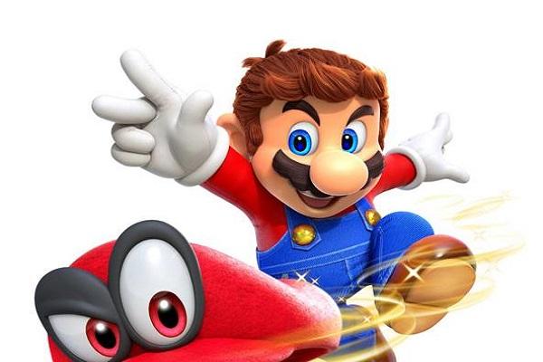 Super Mario Odyssey arriva su Nintendo Switch