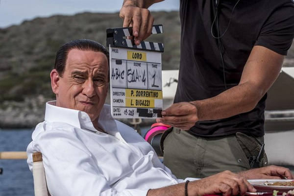 Silvio Berlusconi contro Silvio Sorrentino: il film è un'aggressione politica?
