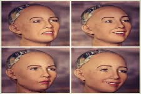 robot androide Sophia cittadinanza Arabia Saudita