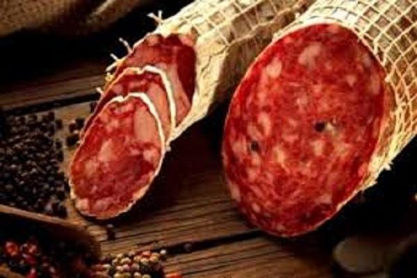 salame piccante salmonella lotti ritirati Ministero della Salute