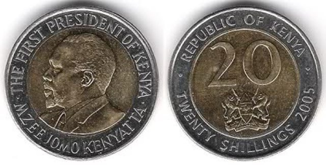 truffa 2 Euro moneta Kenya come funziona cosa fare quanto valgono realmente