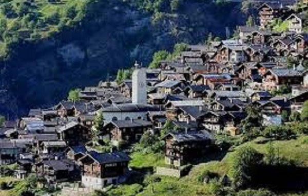 Albinen, il villaggio svizzero dove viene pagato chi vi si trasferisce