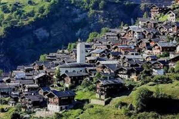 Albinen, comune disabitato disposto a pagare per trasferirsi sulle Alpi