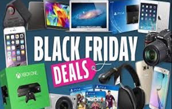 Black Friday 2017 Tech, dove acquistare TV e smartphone a prezzo scontato