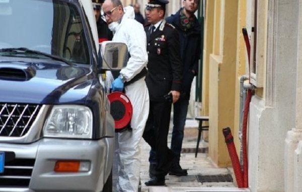 Nel Tarantino, Carabiniere uccide 3 familiari e si spara