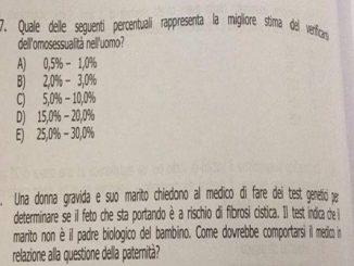 Test di Medicina 2017, domande sui gay: Valeria Fedeli infuriata