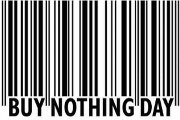 buy nothing day 2017