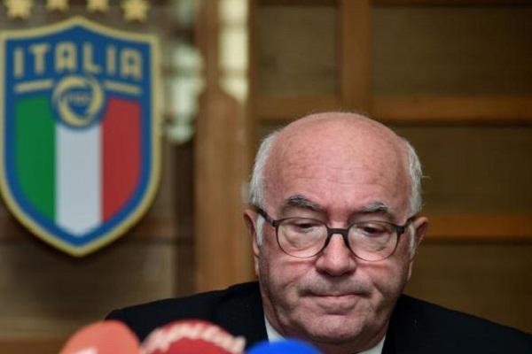 Tavecchio accusato di molestie sessuali da dirigente sportiva
