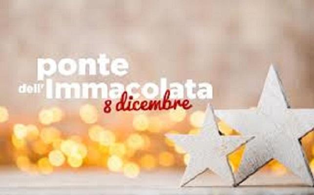 ponte immacolata 8 dicembre eventi dove andare Italia estero