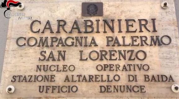 Rapinavano i furgoni porta tabacchi a Palermo, i carabinieri arrestano 13 palermitani