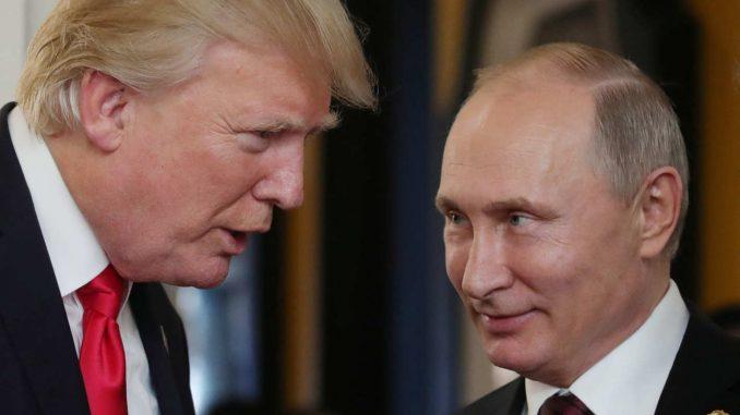 Putin chiama Trump, grazie a Cia sventati attacchi S.Pietroburgo