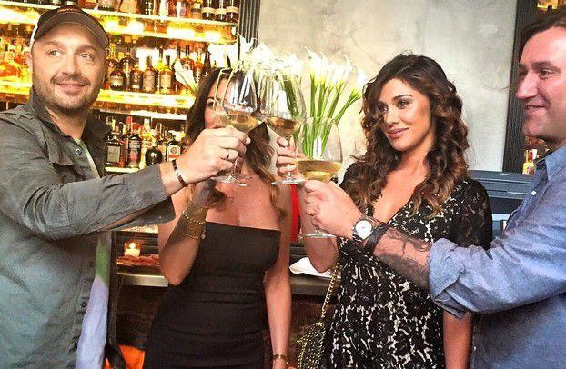 Belen Rodriguez flop, chiude bottega il ristorante Ricci