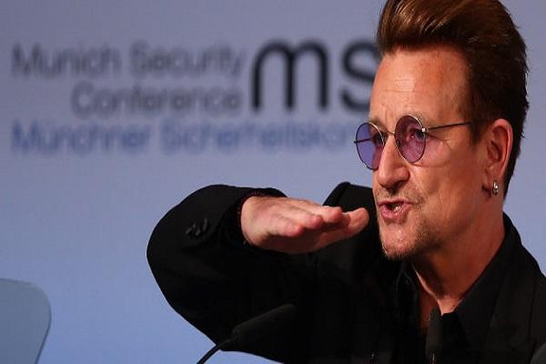 Bono degli U2 parla dell'album Song of Experience: