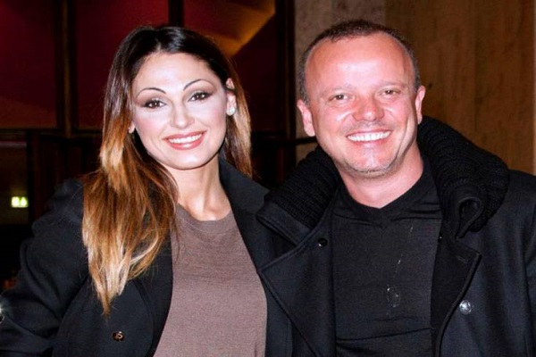 Gigi D'Alessio e Anna Tatangelo, niente Natale in famiglia per la coppia