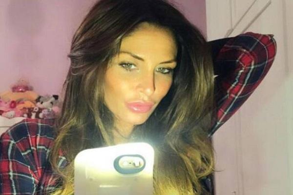 Guendalina Tavassi vittima di bullismo su Instagram