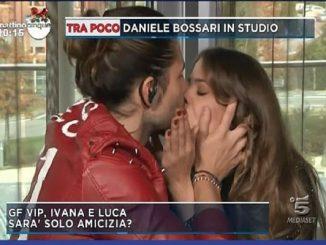 Luca Onestini bacia Ivana, la foto diventa virale sul web