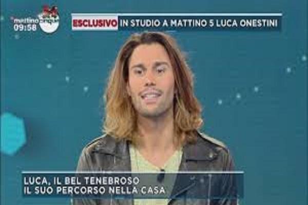 Luca Onestini e Ivana Mrazova, confessione a Mattino5
