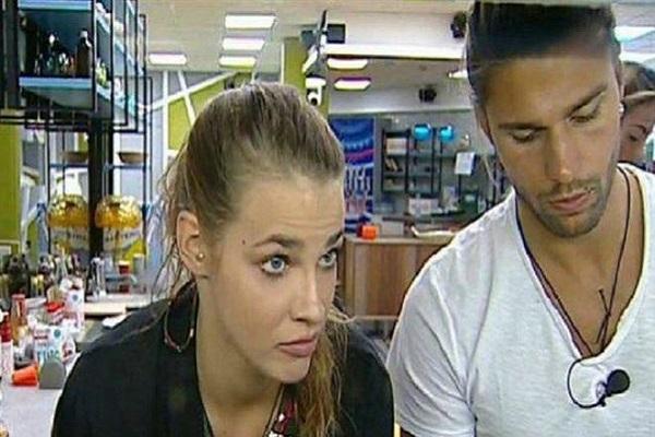 GF Vip gossip: Luca Onestini e Ivana Mrazova sono una coppia?