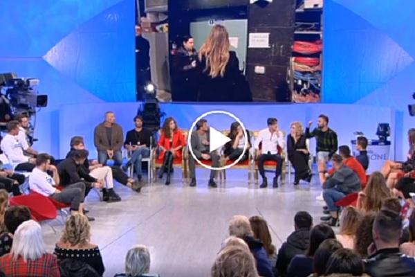 Gossip Uomini e donne trono classico: avvistati Angela Caloisi e Paolo Crivellin
