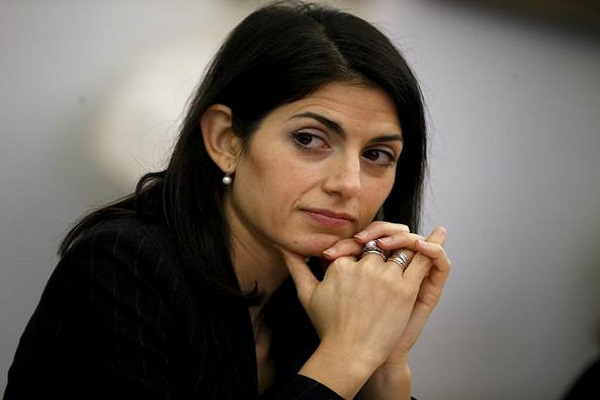 Virginia Raggi snobba i Savoia: