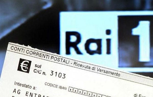 Canone Rai, ancora pochi giorni per chiedere l'esenzione dal pagamento