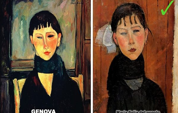 Modigliani, false le opere sequestrate a Palazzo Ducale di Genova