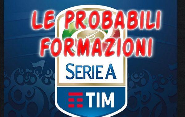 Fantacalcio, probabili formazioni 22esima giornata di Serie A