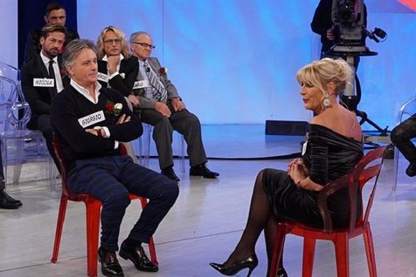 Uomini e donne trono over: Gemma Galgani felice per Giorgio Manetti?
