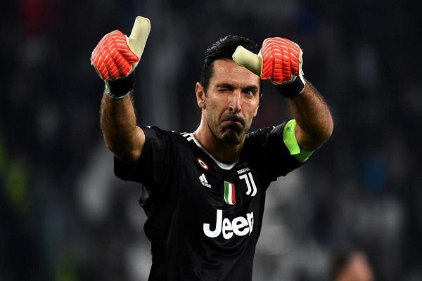 Juventus Buffon contro Allegri: